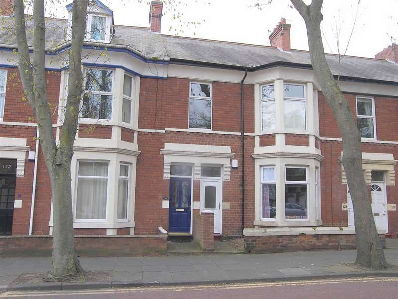 2 Bedrooms Flat for sale in Queen Alexandra Road, North Shields, Tyne & Wear, NE29