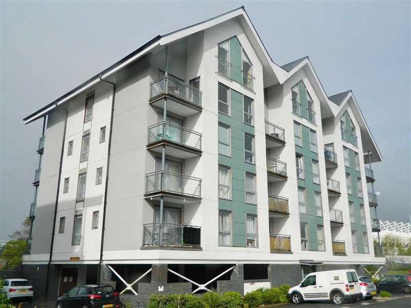 2 Bedrooms Flat for sale in Sirius Apartments, Phoebe Road, Pentrechwyth