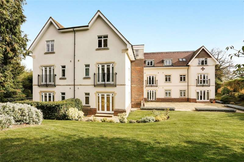 2 Bedrooms Flat for sale in Emineo, Station Road, Beaconsfield, HP9