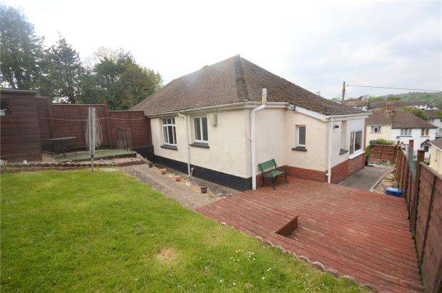 1 Bedroom Semi Detached Bungalow for sale in Third Avenue, Dawlish, Devon