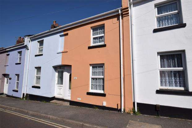 2 Bedrooms Terraced House for sale in Roundham Road, Paignton, Devon