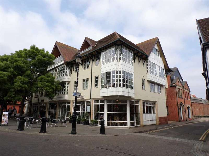 2 Bedrooms Apartment Flat for sale in Curzon House, 3 St. Peter Street, Ipswich