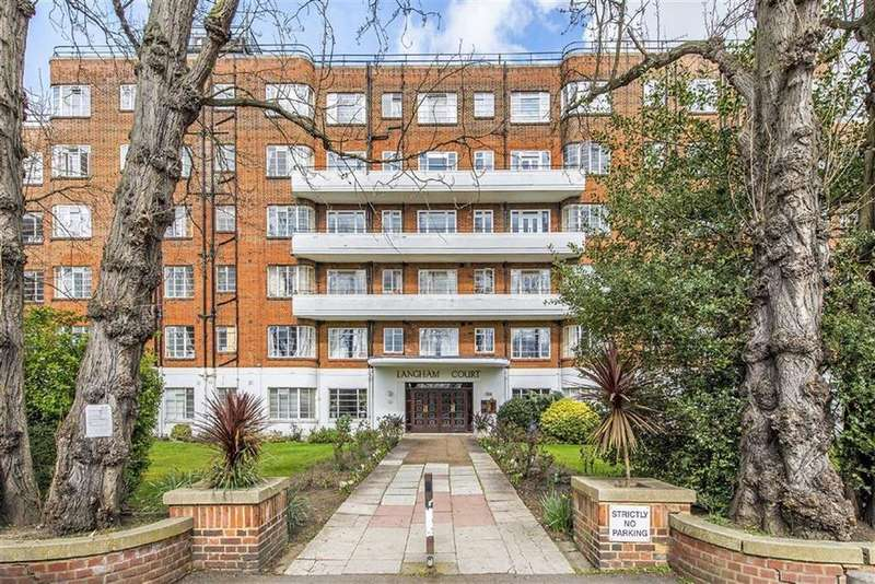 1 Bedroom Flat for sale in Langham Court, Raynes Park, London