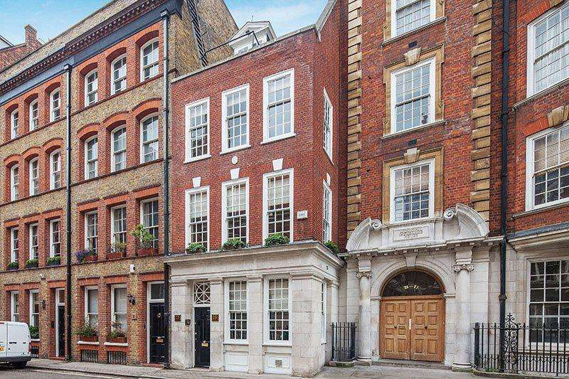 4 Bedrooms Terraced House for sale in Old Queen Street, London, SW1H