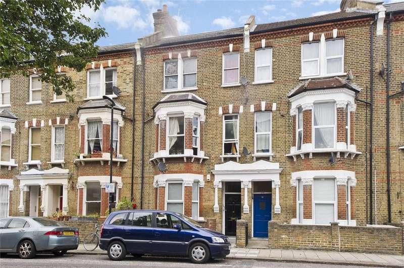 1 Bedroom Flat for sale in Hormead Road, London, W9