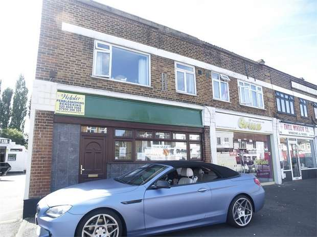 1 Bedroom Maisonette Flat for sale in Chessington Road, West Ewell