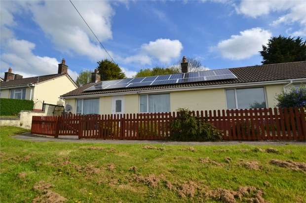 3 Bedrooms Semi Detached Bungalow for sale in BARNSTAPLE, Devon