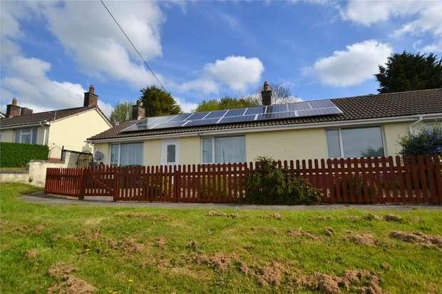 3 Bedrooms Semi Detached Bungalow for sale in BARNSTAPLE, Devon