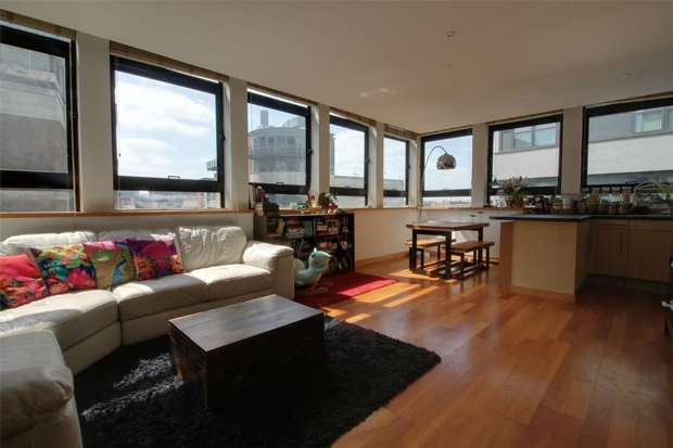 2 Bedrooms Flat for sale in Millennium Apartments, 95 Newhall Street, BIRMINGHAM, West Midlands