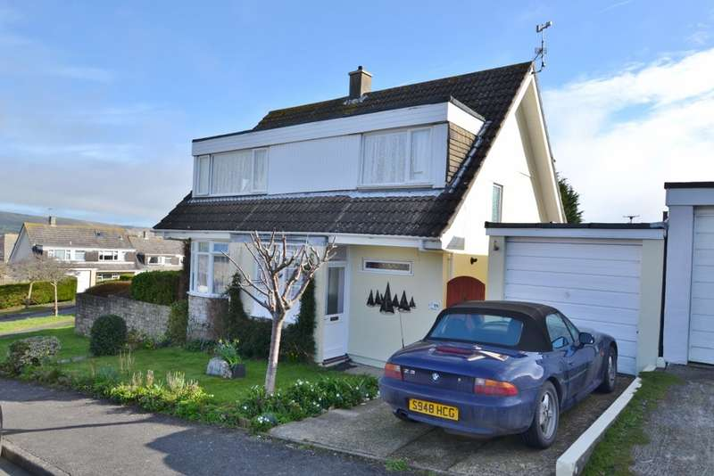 4 Bedrooms Detached House for sale in Swanage