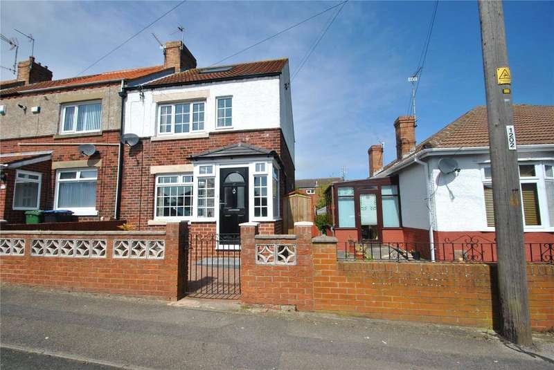 3 Bedrooms End Of Terrace House for sale in Ambleside Avenue, Seaham, Co.Durham, SR7