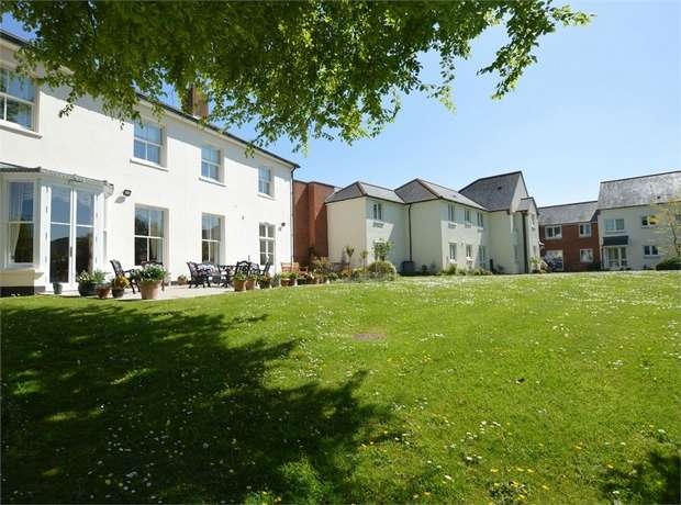 1 Bedroom Flat for sale in Mowbray Court, Butts Road, EXETER, Devon