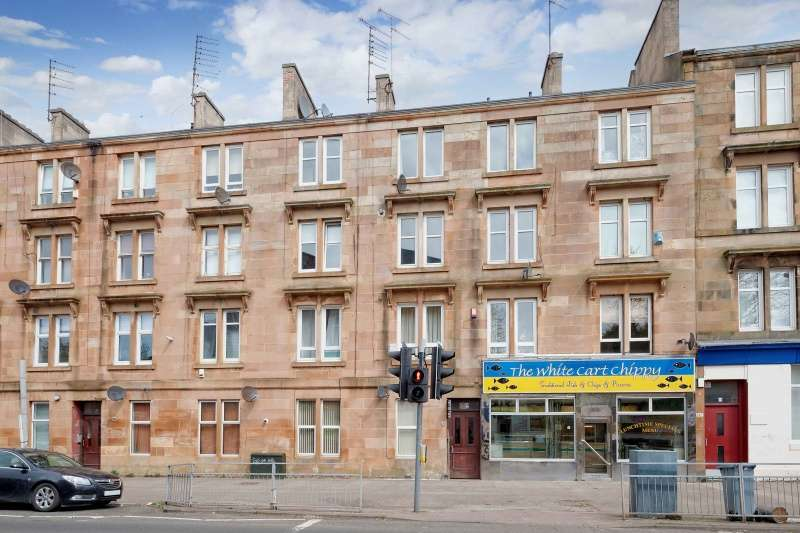 1 Bedroom Flat for sale in Newlands Road, Glasgow, G44 4EJ
