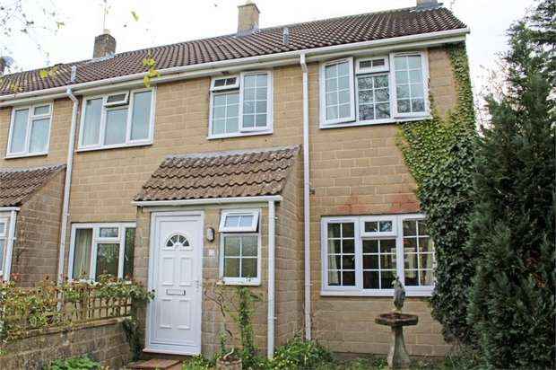 3 Bedrooms End Of Terrace House for sale in Westfield, Bruton, Somerset