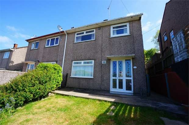 3 Bedrooms Semi Detached House for sale in Elm Drive, Risca, NEWPORT, Caerphilly
