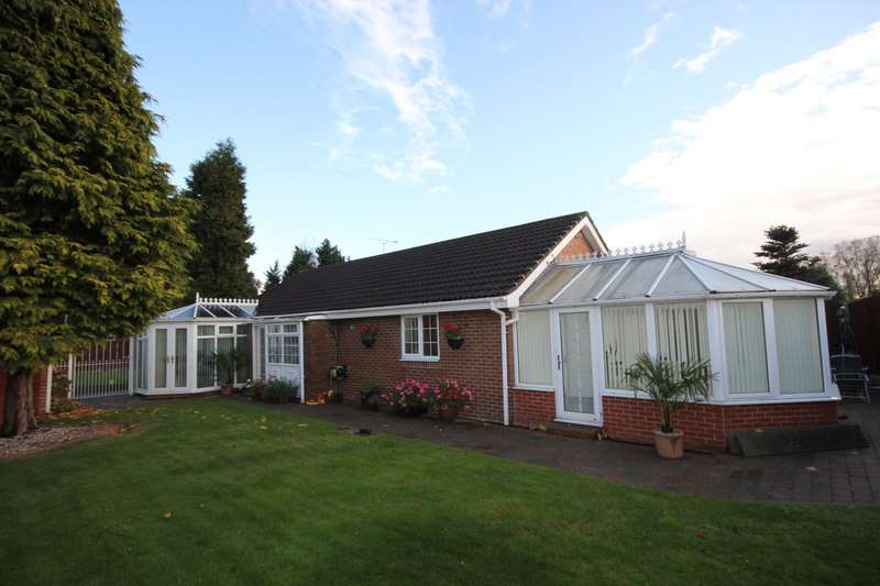 3 Bedrooms Detached Bungalow for sale in Bliden Lea, Blyth, S81