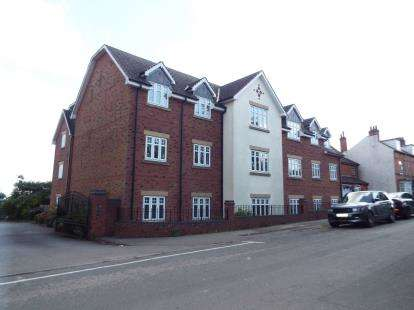 2 Bedrooms Flat for sale in Lloyd Court, 79 Mount Pleasant, Redditch, Worcestershire