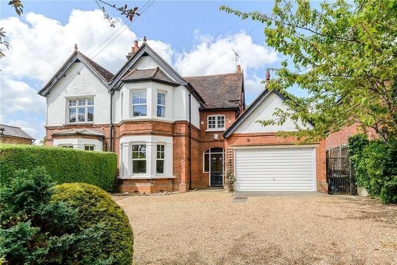 5 Bedrooms Semi Detached House for sale in Warwick Road, Bishop's Stortford, Hertfordshire, CM23