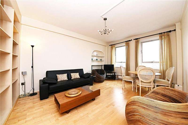 2 Bedrooms Apartment Flat for sale in Farley Court, Allsop Place, London, NW1