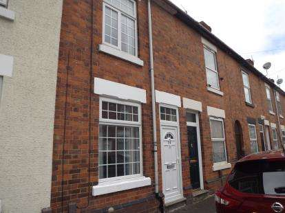 2 Bedrooms Terraced House for sale in Taylor Street, Derby, Derbyshire
