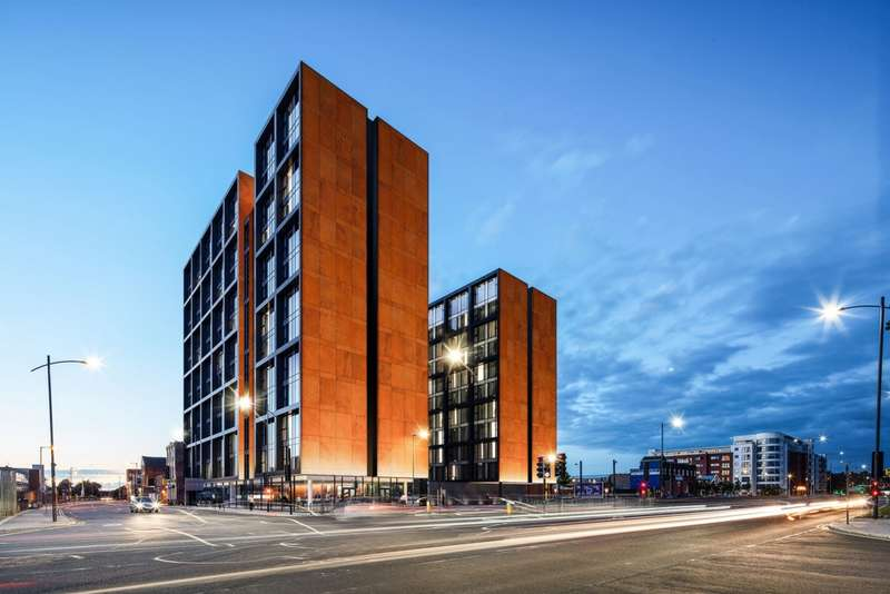 2 Bedrooms Apartment Flat for sale in Vauxhall Road, Liverpool, L3