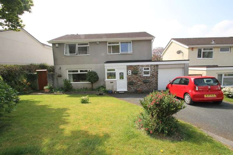 4 Bedrooms Detached House for sale in Roborough