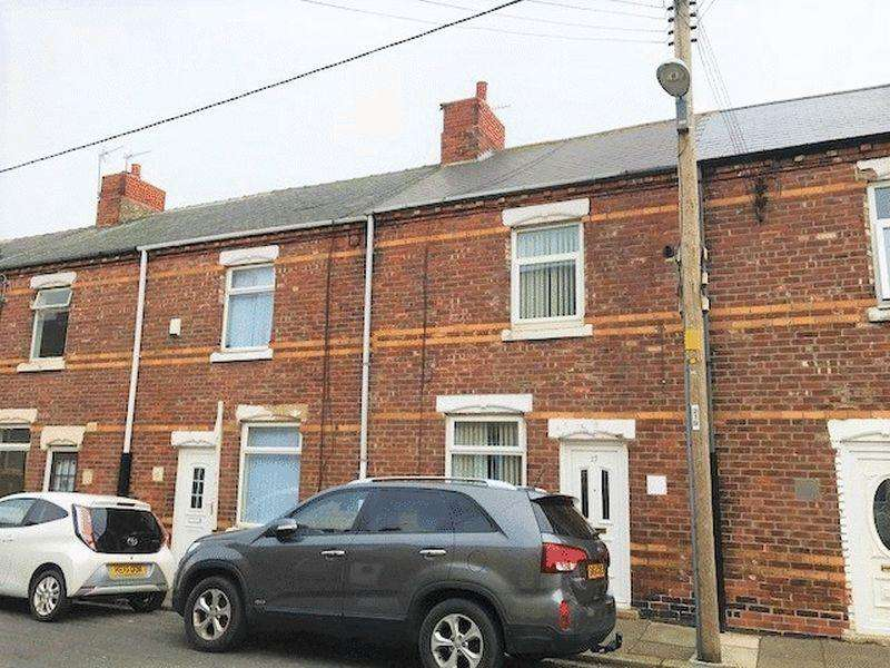2 Bedrooms Terraced House for sale in Eleventh Street, Peterlee