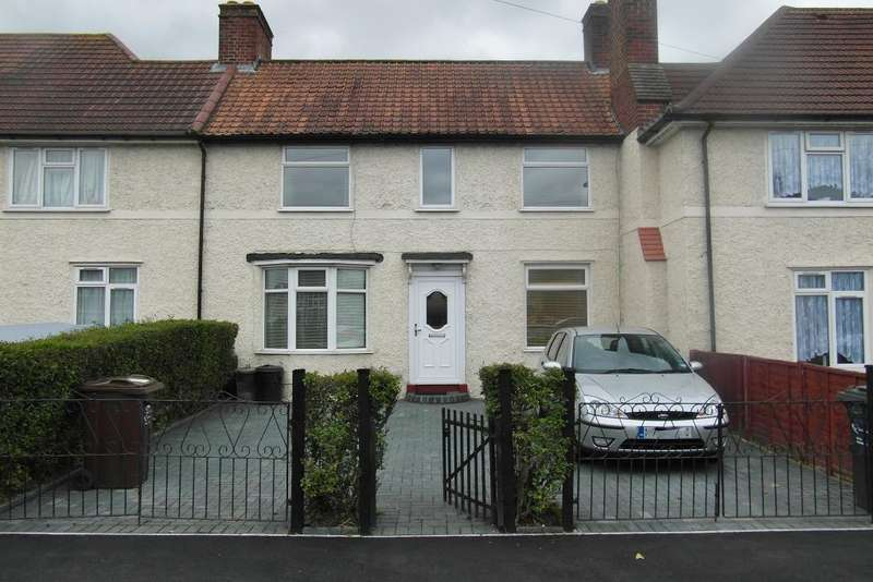 3 Bedrooms Terraced House for sale in Alibon Road, Dagenham, Essex, RM10 8DF