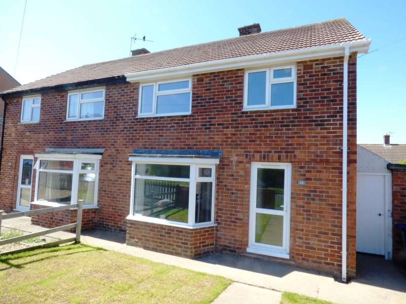 3 Bedrooms Semi Detached House for sale in Vicarage Drive, Marske By The Sea