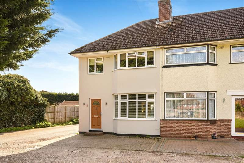 3 Bedrooms End Of Terrace House for sale in Orchard Close, Denham, Middlesex, UB9