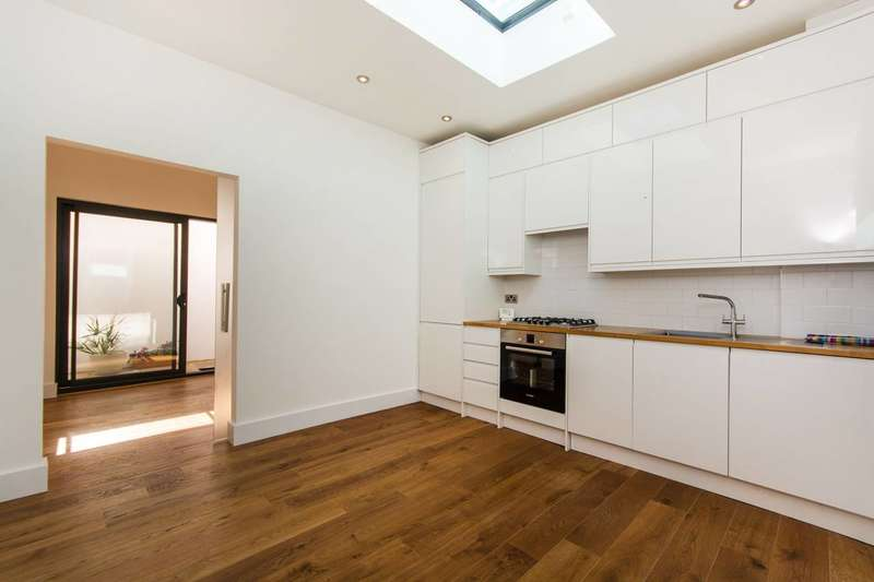 1 Bedroom Flat for sale in Collingwood Road, Sutton, SM1