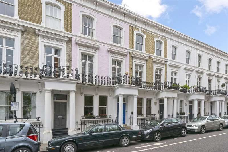 3 Bedrooms Terraced House for sale in Hollywood Road, London, SW10