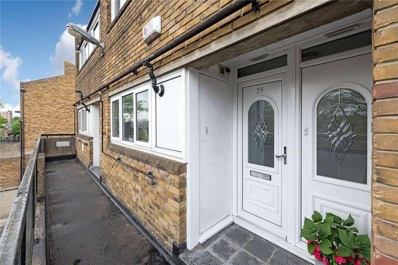 3 Bedrooms Maisonette Flat for sale in Pondfield House, Elder Road, London, SE27
