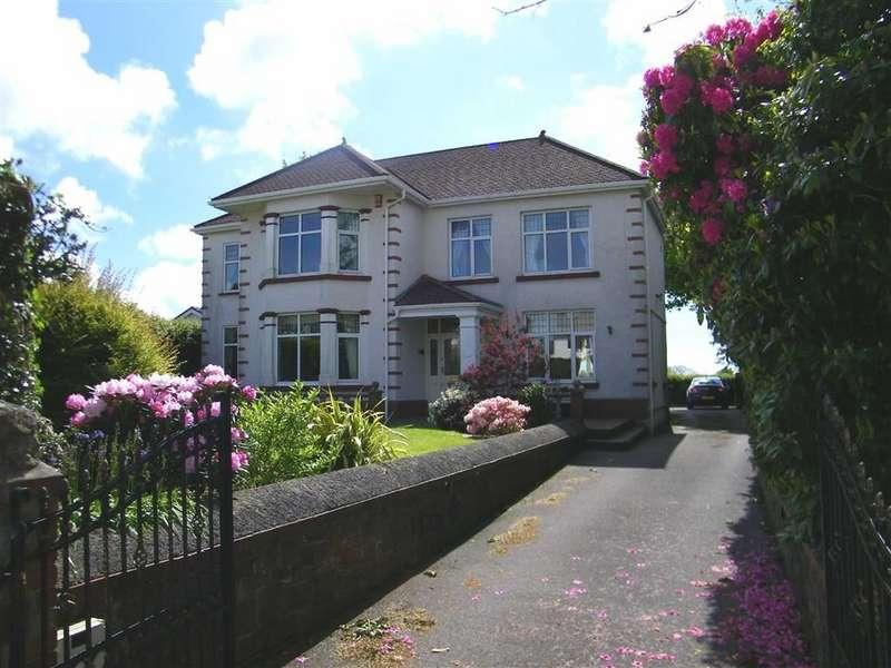 5 Bedrooms Detached House for sale in Swansea Road, Penllergaer
