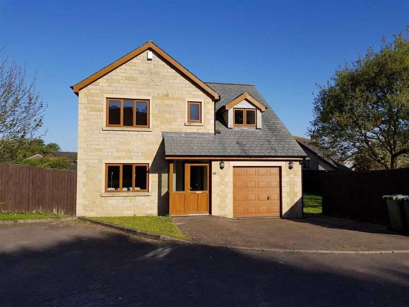 4 Bedrooms Detached House for sale in Chapel Lane, Overton