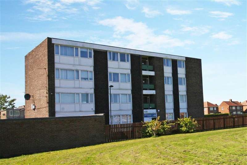 1 Bedroom Flat for sale in Thorntree Court, Forest Hall, Newcastle Upon Tyne