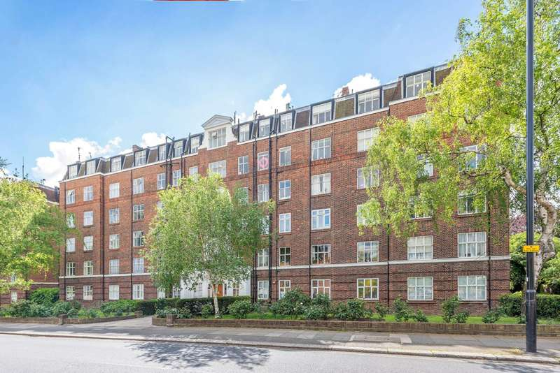 2 Bedrooms Flat for sale in Wellesley Road, Turnham Green, W4