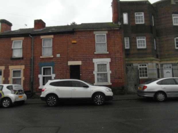 2 Bedrooms Terraced House for sale in Church Street, Normanton, DE23