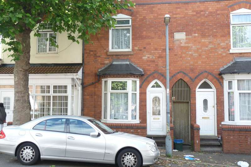 3 Bedrooms Terraced House for sale in MEDLICOTT ROAD