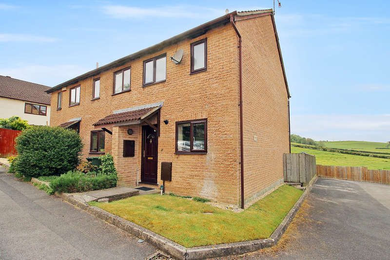 2 Bedrooms End Of Terrace House for sale in Whatcombe Road, Frome