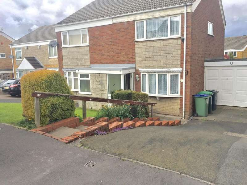 3 Bedrooms Semi Detached House for sale in Ripley Close, Tividale B69