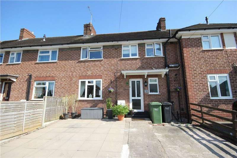 3 Bedrooms Terraced House for sale in Kingsway, Hereford, HR1