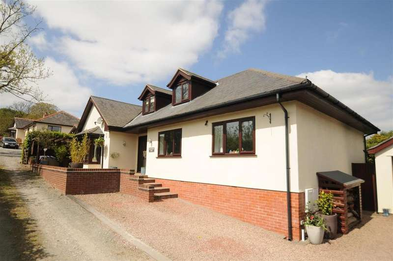 5 Bedrooms Detached Bungalow for sale in Proffits Lane, Helsby
