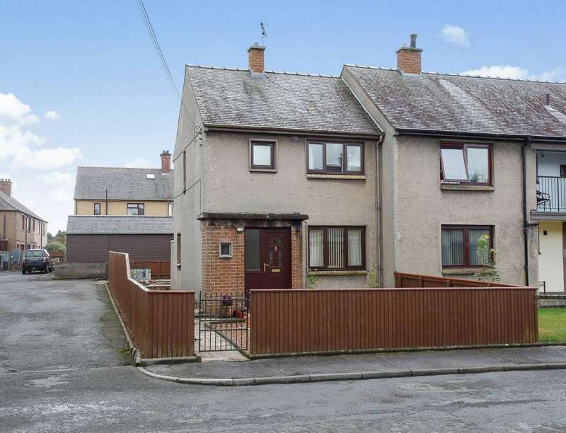 2 Bedrooms Property for sale in Mossvale, Lochmaben, Lockerbie, DG11