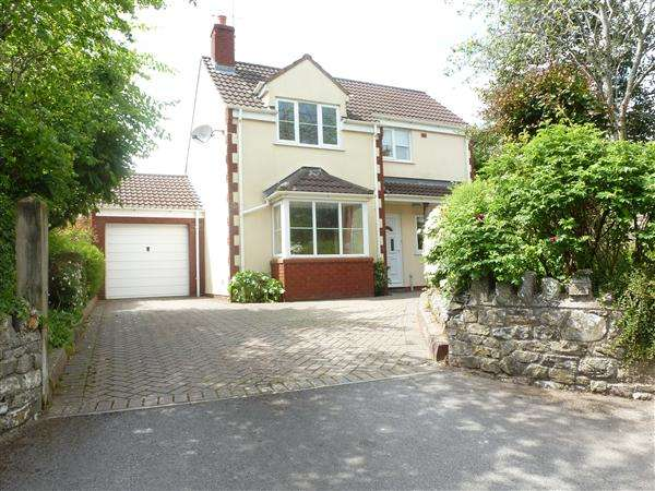 3 Bedrooms Detached House for sale in Michaelmas Cottage, Upper North Street, Cheddar
