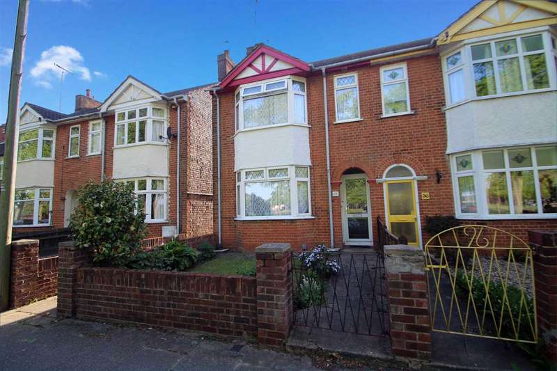 3 Bedrooms Semi Detached House for sale in Murray Road, Ipswich