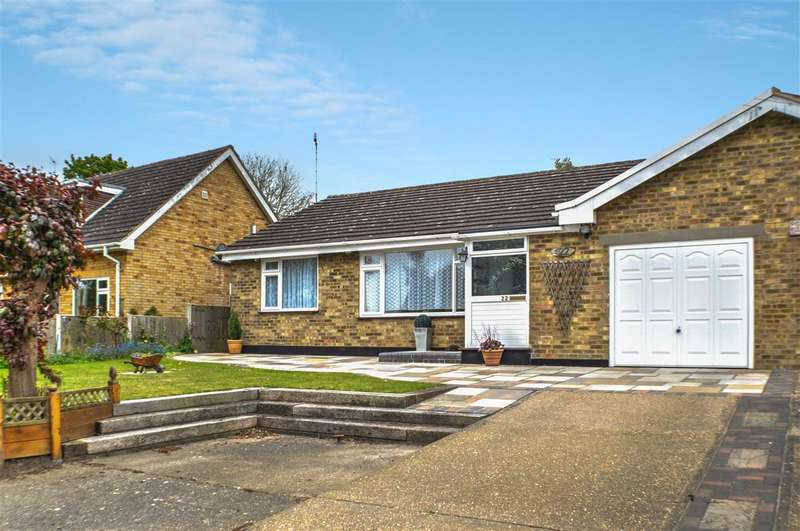 2 Bedrooms Bungalow for sale in Gorse Lane, Silk Willoughy