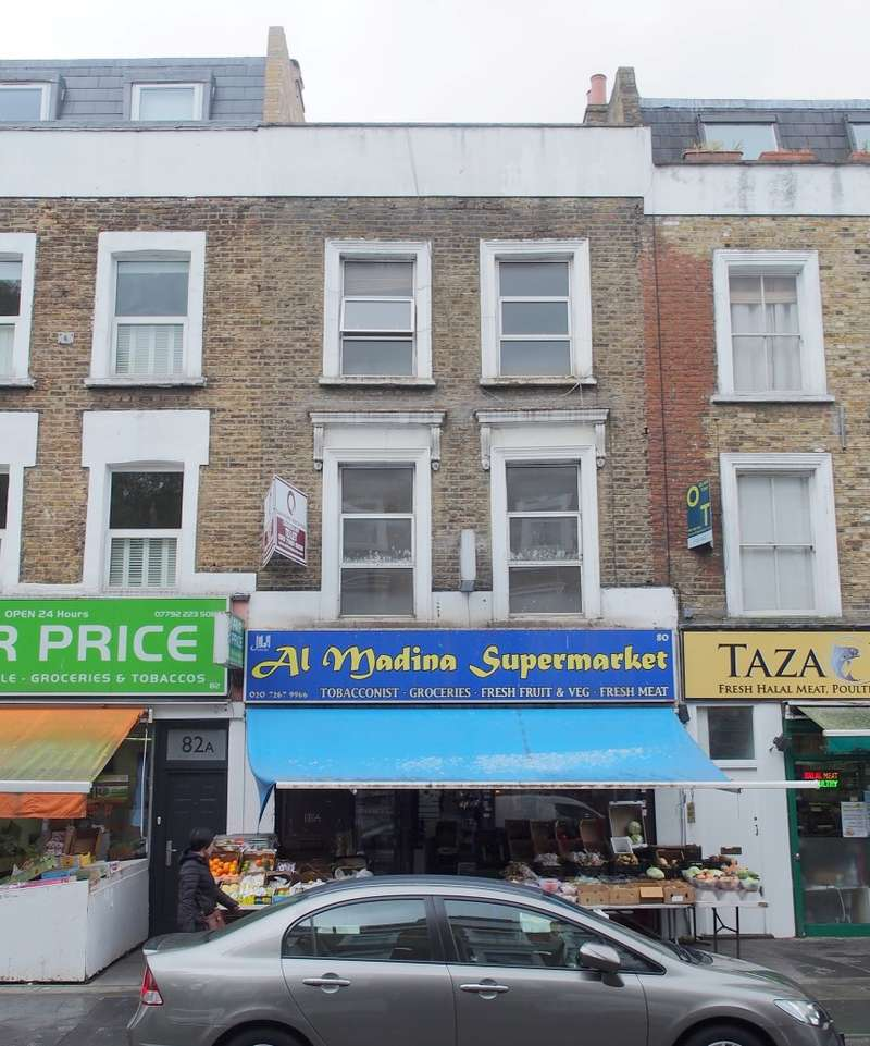 2 Bedrooms Maisonette Flat for sale in Queens Crescent, Kentish Town, London, NW5 4EB