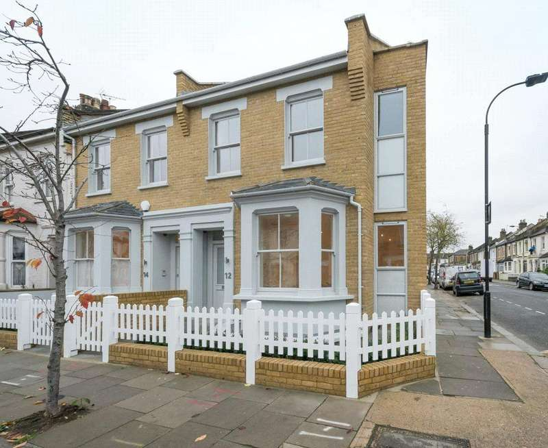 5 Bedrooms Terraced House for sale in Letchford Gardens, London, NW10
