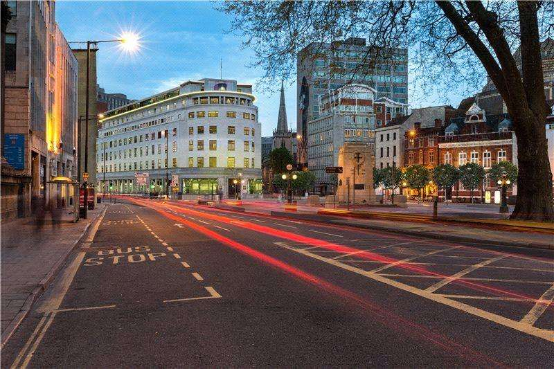3 Bedrooms Flat for sale in Electricity House, Bristol, BS1